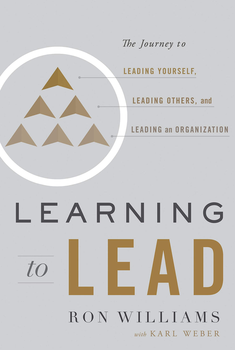 Learning to Lead: The Journey to Leading Yourself, Leading Others, and Leading an Organization - Leadership Books