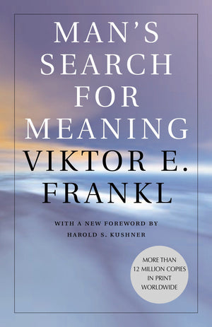 Man's Search for Meaning - Leadership Books