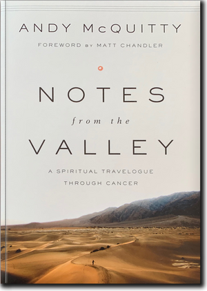 Notes From The Valley: A Spiritual Travelogue Through Cancer - Leadership Books
