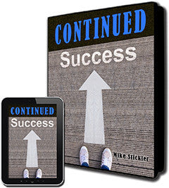 Continued Success - Leadership Books