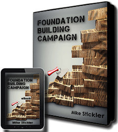 Foundation Building Campaigns - GetPublished