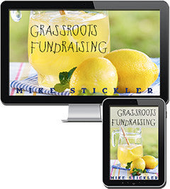 Grassroots Fundraising eBook - Leadership Books