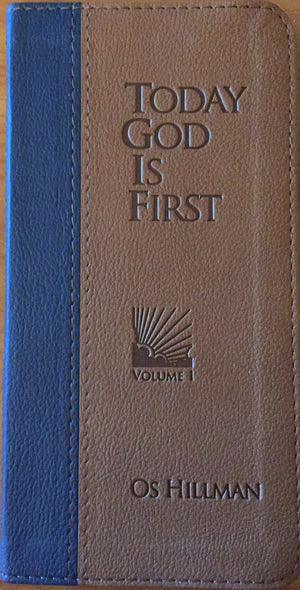TGIF Today God Is First Pocket Devotional - Leadership Books