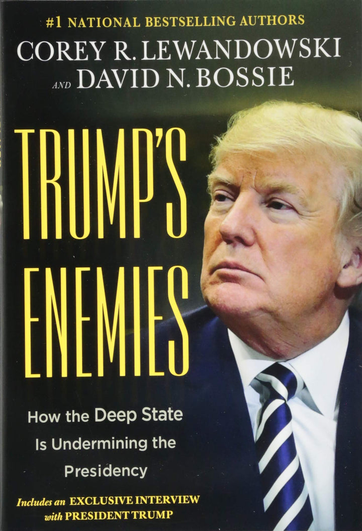 Trump's Enemies - Leadership Books