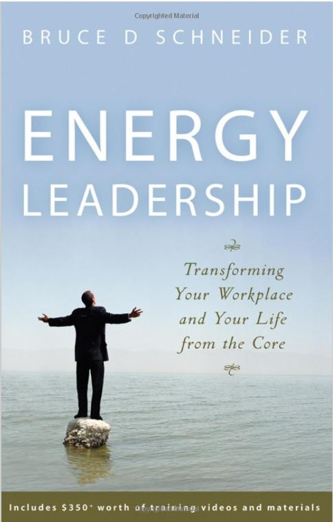 Energy Leadership: Transforming Your Workplace and Your Life from the Core - Leadership Books