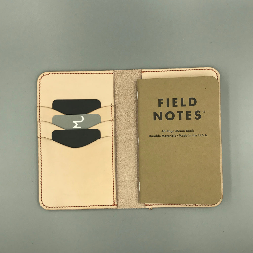 THE FIELDER Field Notes Wallet