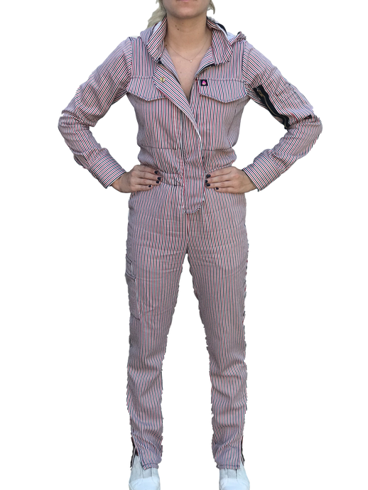 LIMITED EDITION Striped Flex Suit