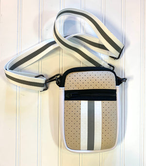 Neoprene Cellphone Crossbody Bag