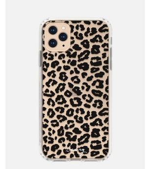 Casery Snow Leopard Phone Case