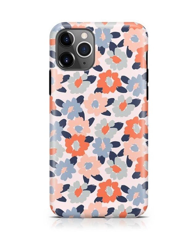 "Casely ""Field of Flowers"" iPhone Case"