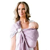 LILLEBaby Eternal Love Ring Sling (Pomagranate)
