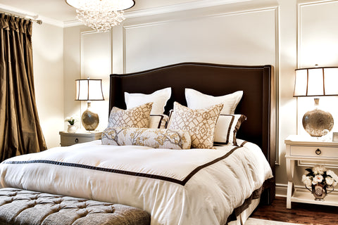 Classic Contemporary Bedroom Design