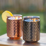 Metal Can Cups Set of 2 - Lumiletters