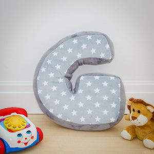 Alphabet Cushion - Lumiletters