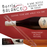 Bottle Balance - Lumiletters