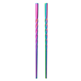 Metal Straws Unicorn Horn (Set of 2) - Lumiletters