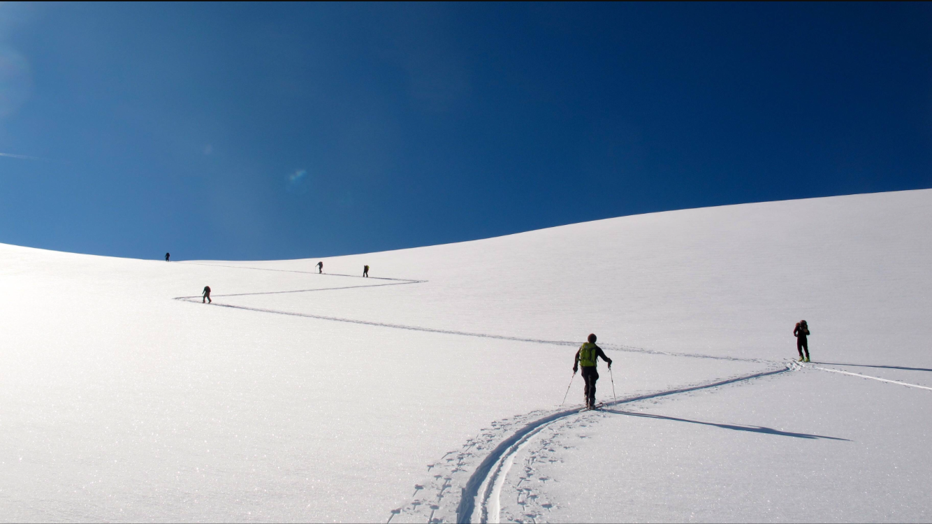 Backcountry Skiing and Hip Flexors