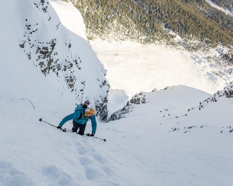 Couloir Season Kickoff Party: Funnel of Death and Gutentight