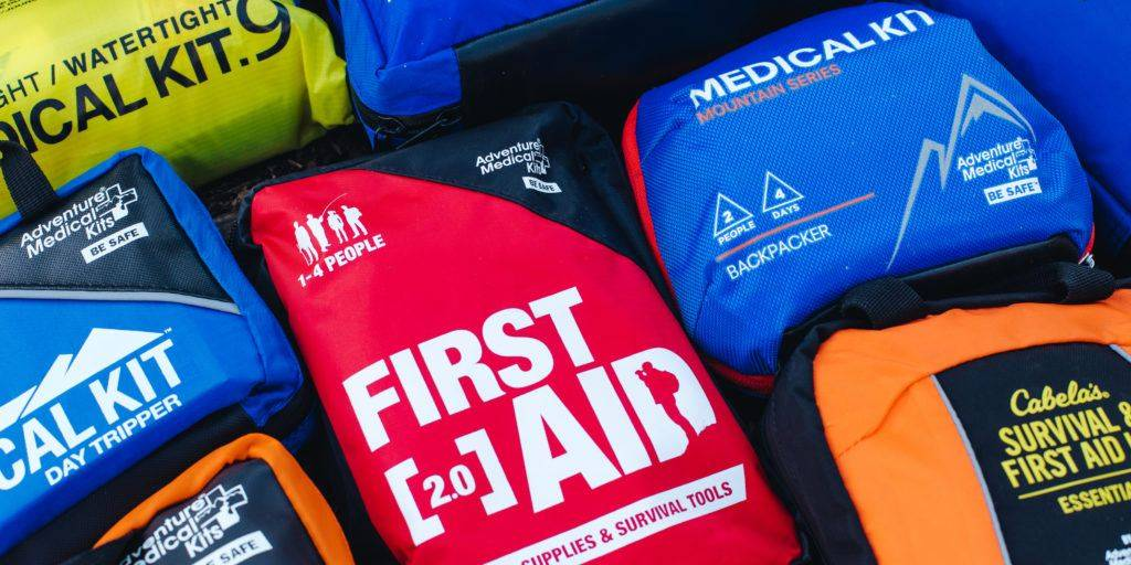 Behind the bench: First aid for trail runners