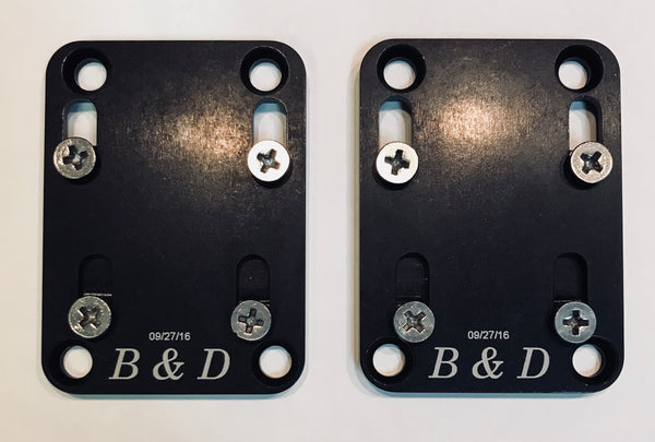 B&D Dynafit Adjustment Plates for Superlite 2.0