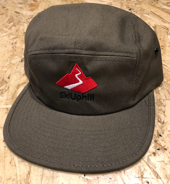 SkiUphill 5 Panel Camper Hat
