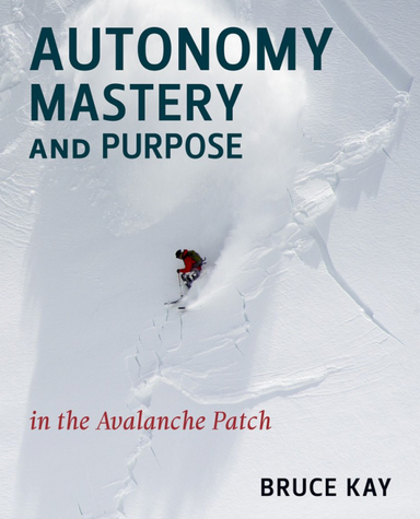 Autonomy Mastery and Purpose in the Avalanche Path - SkiUphill/RunUphill