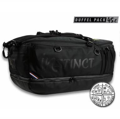 Instinct 45L Duffel Bag /Travel Bag - SkiUphill/RunUphill