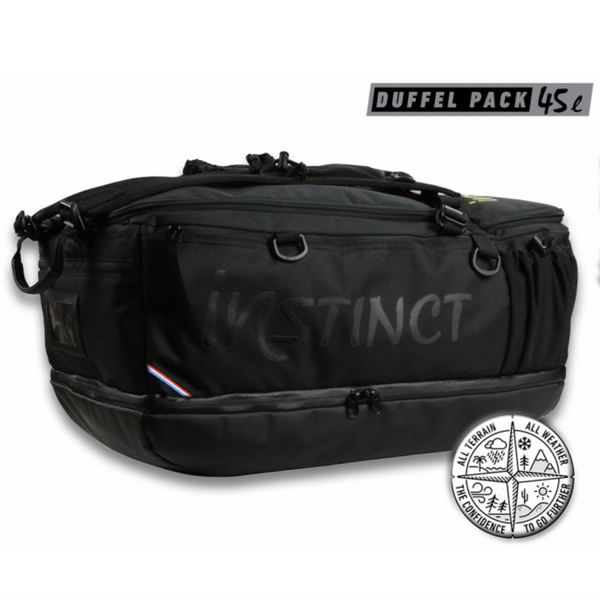 Instinct 45L Duffel Bag /Travel Bag