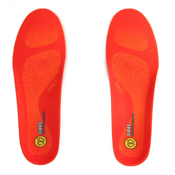 Sidas 3 Feet Winter Mid Insoles