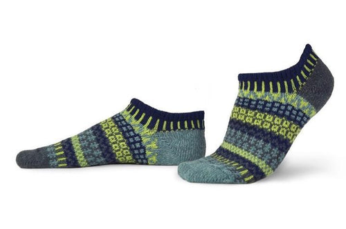 Solmate Lemongrass Ankle Socks