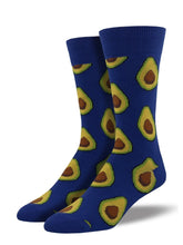 Men's Avocado Graphic Socks
