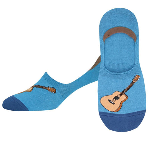 Men's Acoustic No Show Liner Socks