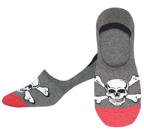 Men's Dead Mans Toes No Show Liner Socks