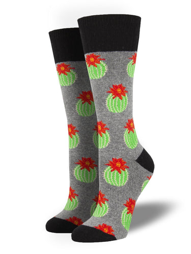 Outlands Recycled Wool Cactus Socks