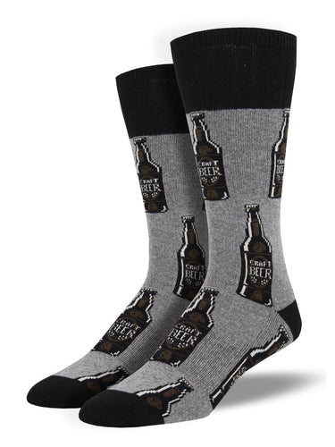 Outlands Recycled Wool Craft Beer Socks