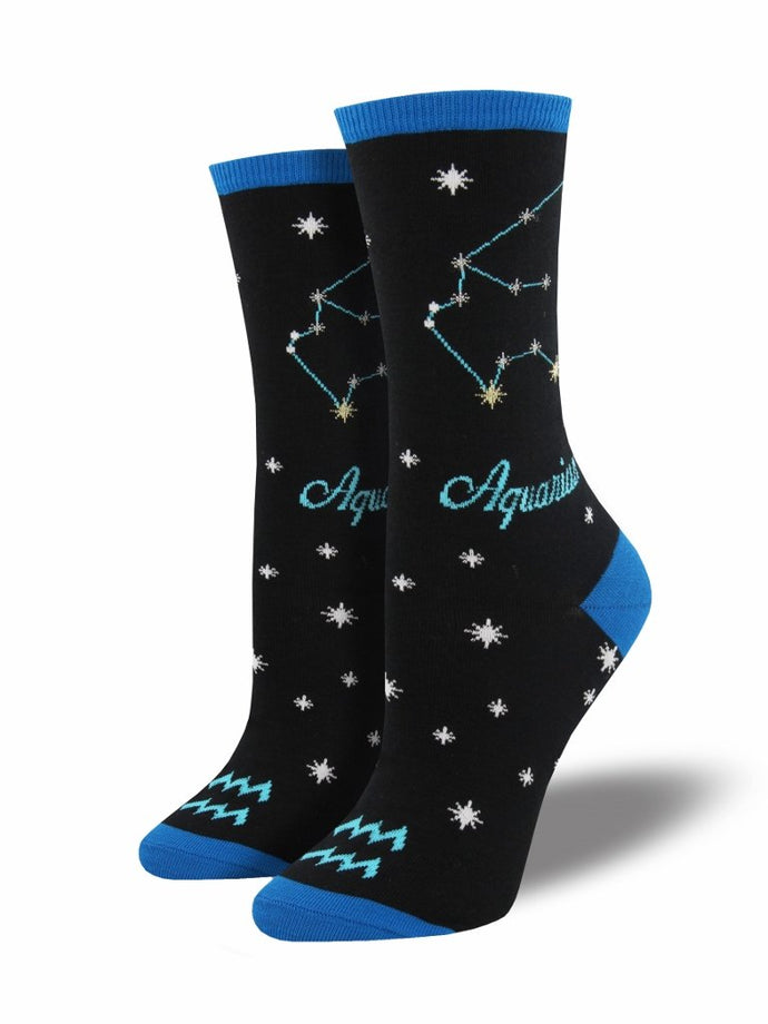 Ladies Aquarius Socks