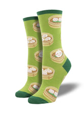 Ladies Cute As A Dumpling Socks