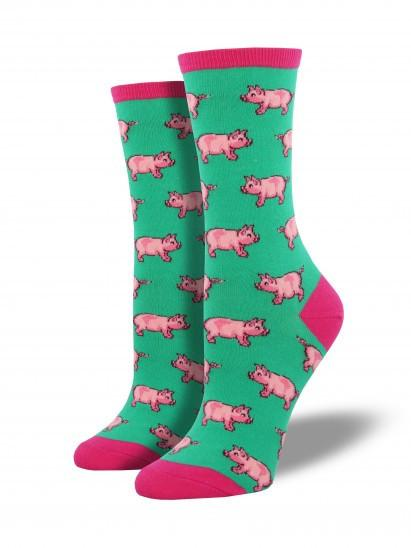Ladies This Little Piggy Socks