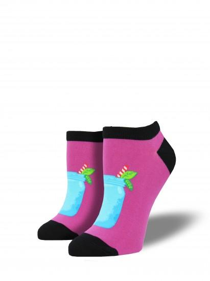 Ladies Summer Cooler Ped Socks
