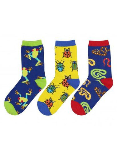 Mini's Science Camp Graphic Socks 3-Pack