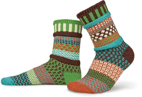 Solmate September Sun Crew Socks