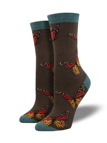 Ladies Bamboo Monarchy Socks