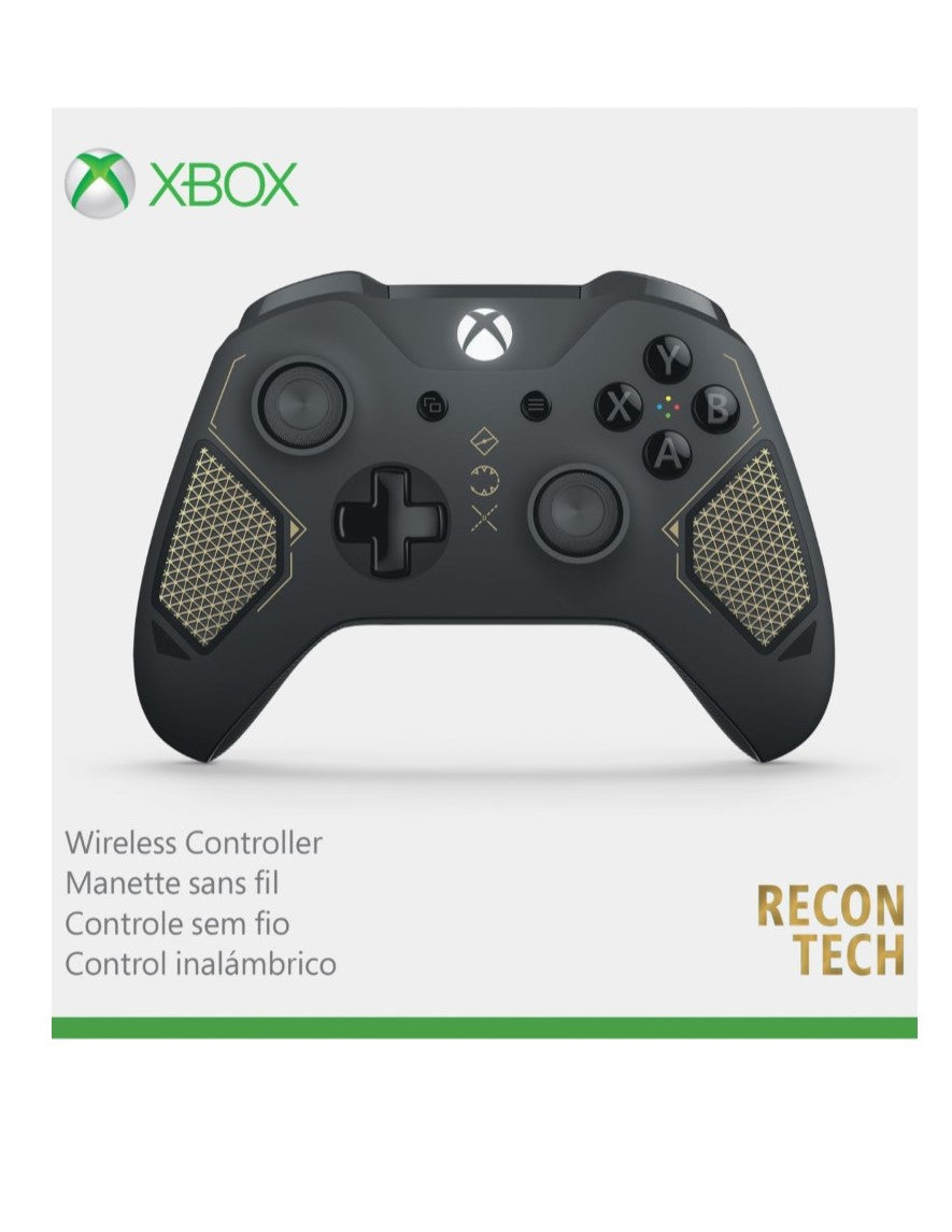 Xbox Wireless Controller Recon Tech Special edition