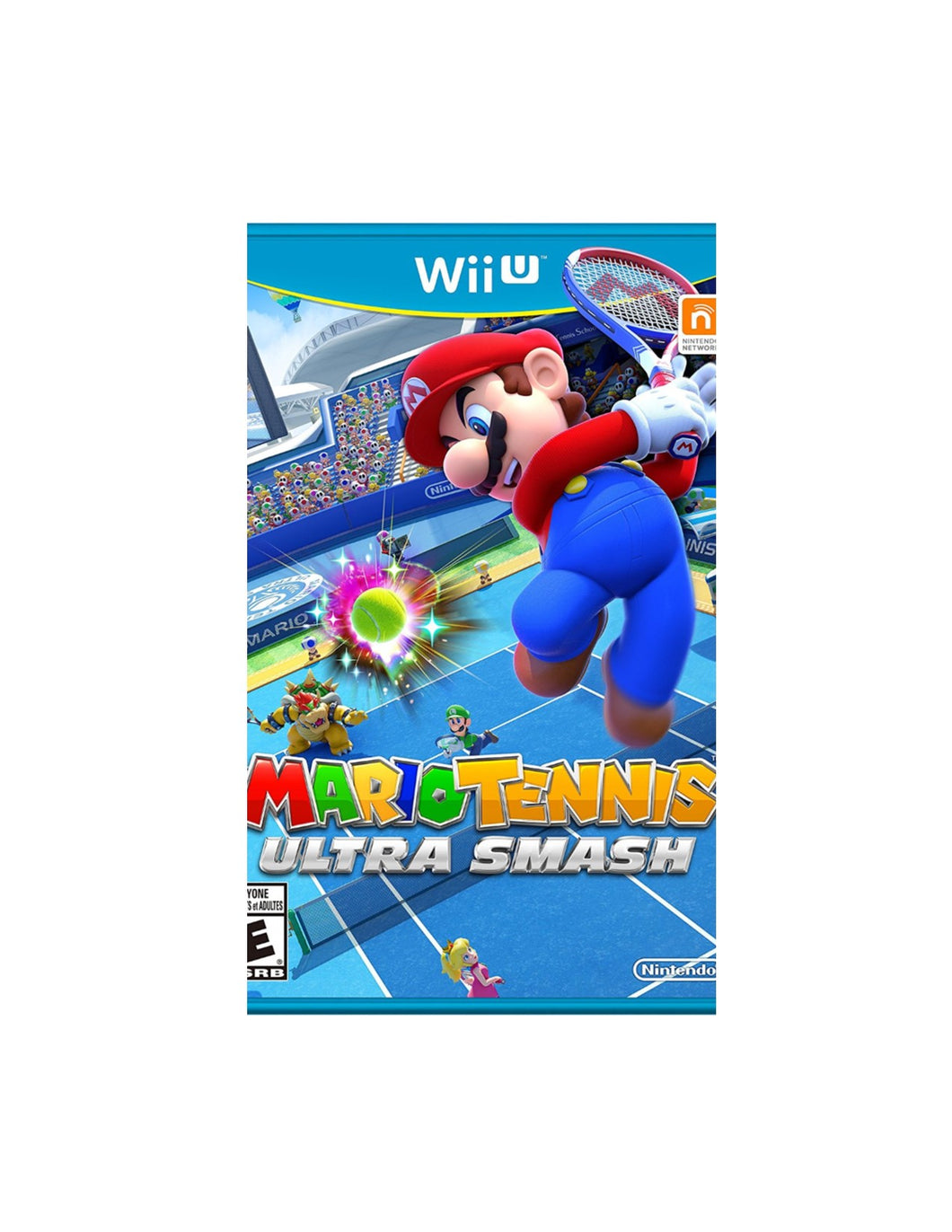 Mario Tennis: Ultra Smash - Wii U