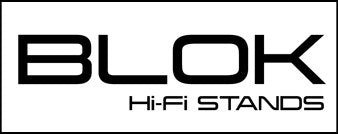 BLOK Hi-Fi Stands & AV Audio Racks