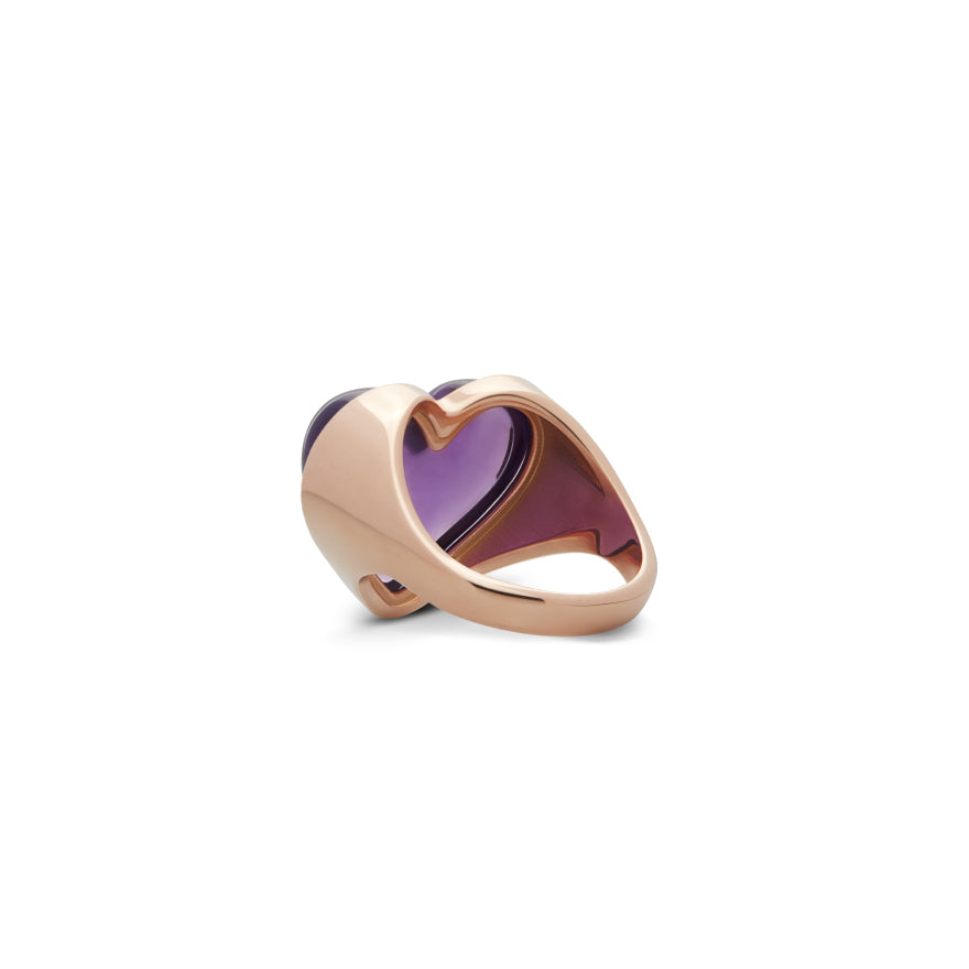 Rose Gold-Amethyst