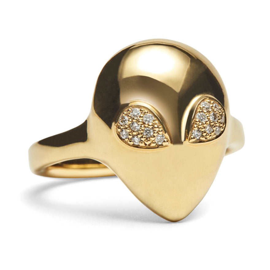 Yellow Gold-Diamond
