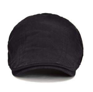 VOBOOM Cotton Duckbill Peaked Beret Hats