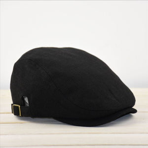 Peaked Visors Wool Berets for Men