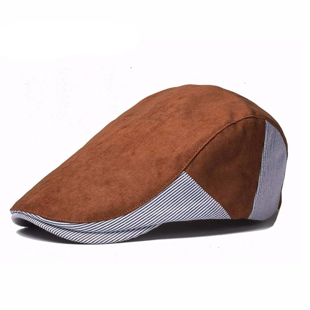 All Seasons Fashion Newsboy Cotton Beret Hats